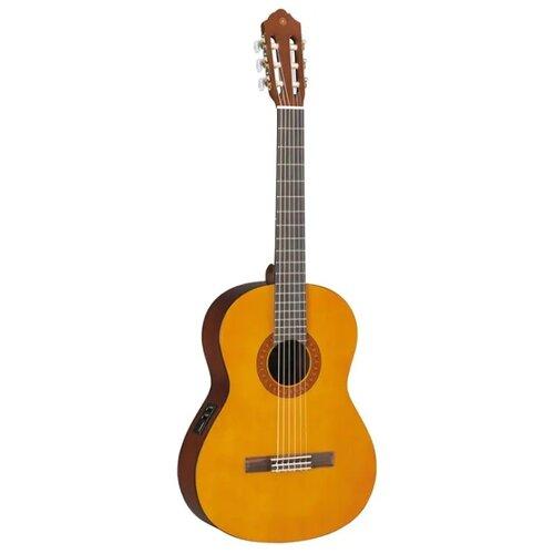 Электроакустическая гитара YAMAHA CX40 гитара электроакустическая yamaha apx600 old violin sunburst