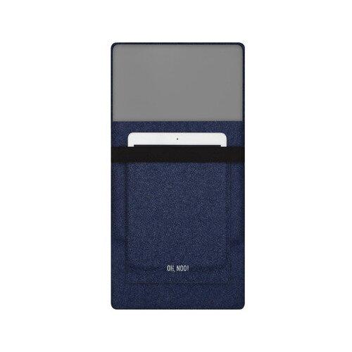 Чехол для 15 MacBook Pro Touch Bar / Макбук Про 15 дюймов / ноутбука 15 дюймов / подставка / сумка из фетра / вертикальный с крышкой синий