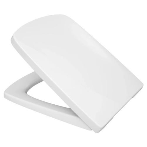 Крышка-сиденье для унитаза HARO Escale дюропласт с микролифтом белый сиденье для унитаза с микролифтом haro manta 4016959143060