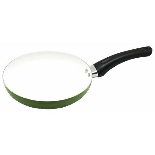 Сковорода Atlantis RY-20 20 см, зеленый сковорода 20 см miolla