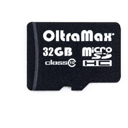 Фото - Карта памяти OltraMax microSDHC Class 10 32GB карта памяти kingston microsdhc 32gb microsdxc class 10 sdcs2 32gb