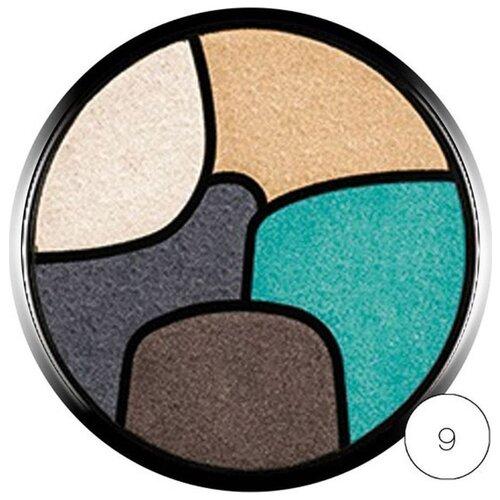 Ingrid Cosmetics Тени для век Ideal Eyes 9