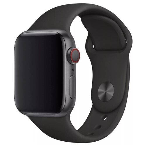 Pastila Ремешок Sport Premium для Apple Watch 42/44 мм black