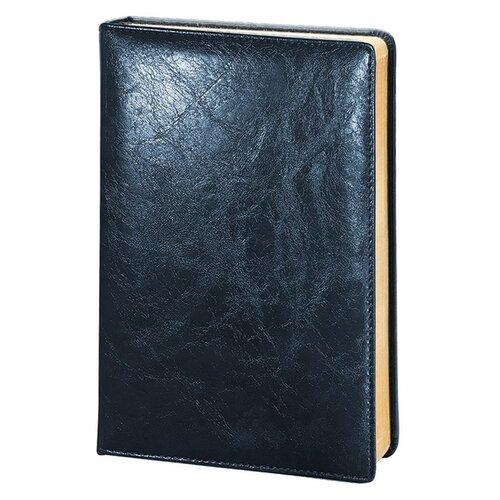 Купить Ежедневник InFolio синий, твердый переплет, А5, 160 листов, Challenge (I504d/blue), Ежедневники, записные книжки