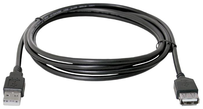 Удлинитель Defender USB - USB (USB02-06) 1.8 м