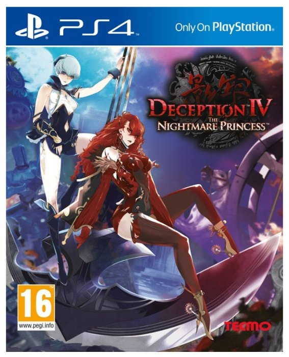 KOEI TECMO GAMES Deception IV: Nightmare Princess