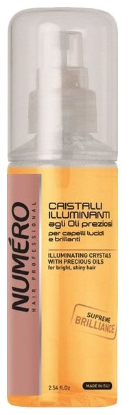 Brelil Professional Numero Жидкие кристаллы для волос