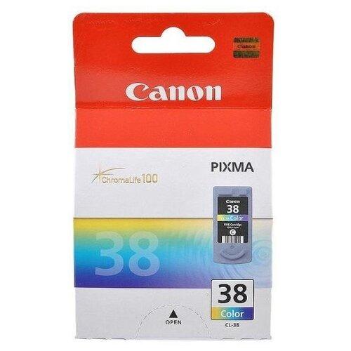 Фото - Картридж Canon CL-38 (2146B005) картридж canon cl 441 5221b001