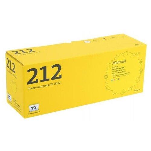 Фото - Картридж T2 TC-H212, совместимый картридж t2 tc h212 совместимый