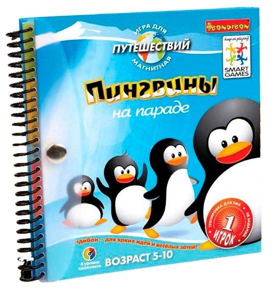 Купить <b>Настольная игра BONDIBON Пингвины</b> на параде ВВ1350 ...