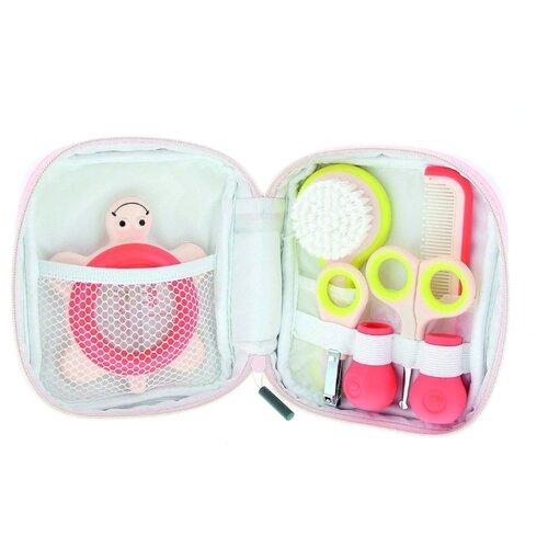 Купить Bebe confort Гигиенический набор 32000248/32000249 розовый, Маникюрные принадлежности