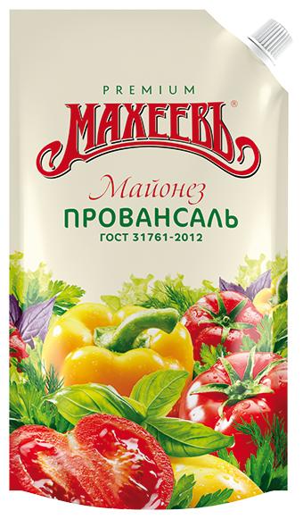 Майонез Махеевъ Провансаль 50.5%