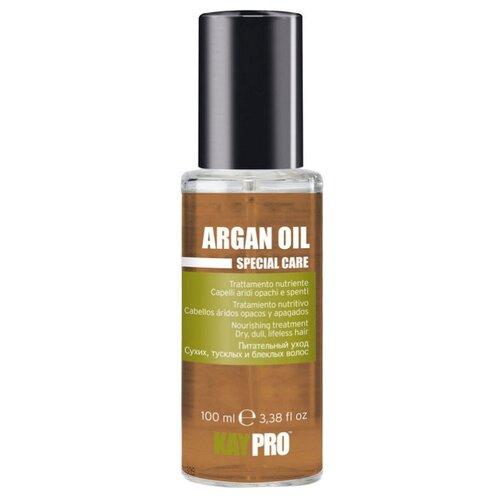 KayPro Argan Oil Кристаллы с аргановым маслом для волос, 100 мл elizavecca farmer piggy argan oil 100% сыворотка для лица с аргановым маслом 30 мл