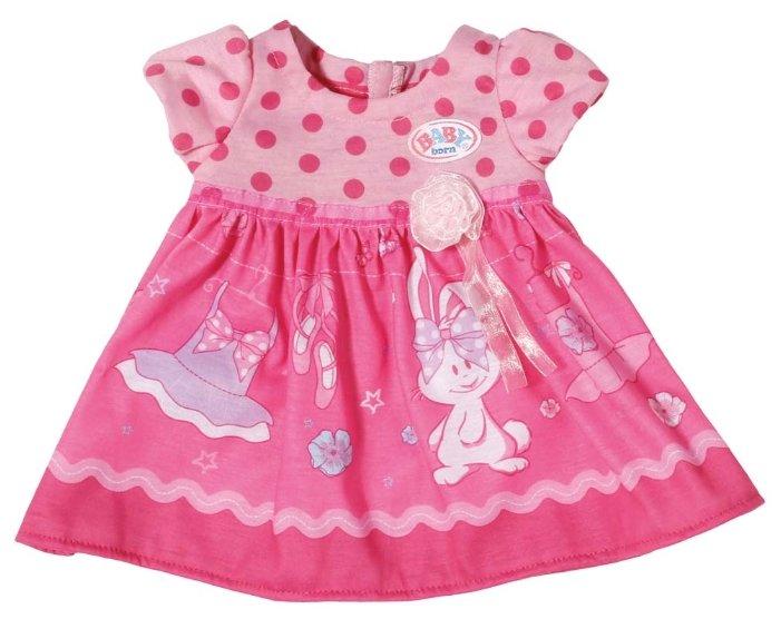 Zapf Creation Платье для куклы Baby Born 822111