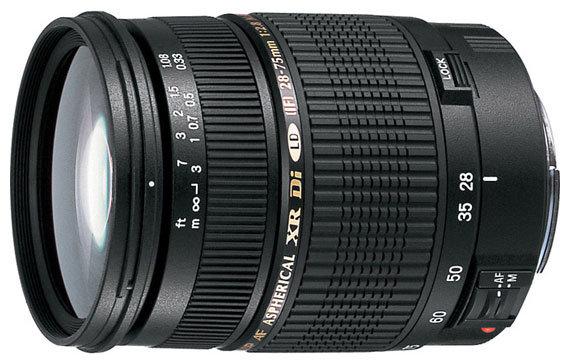 Tamron SP AF 28-75mm f/2.8 XR Di LD Aspherical (IF) (A09E) Nikon F