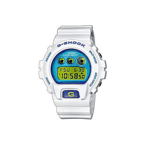 цена Наручные часы CASIO DW-6900CS-7E онлайн в 2017 году