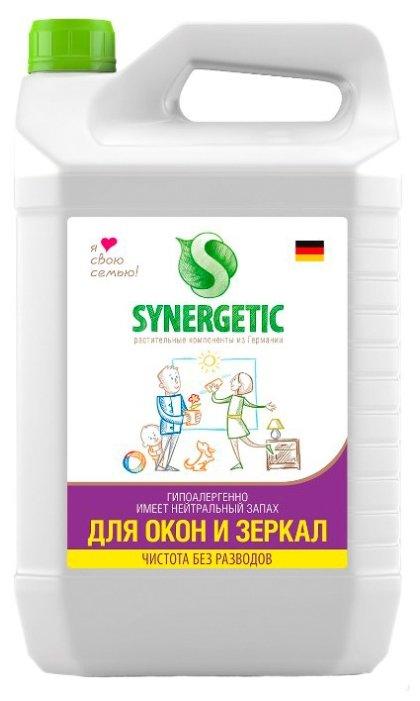 Жидкость Synergetic для мытья стёкол