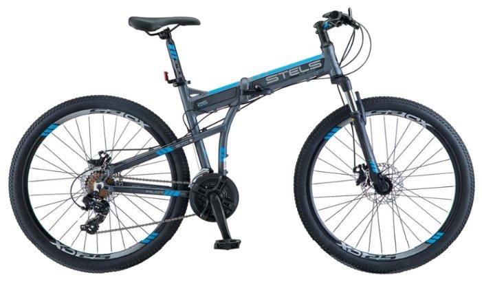 Горный (MTB) велосипед STELS Pilot 970 MD 26 V021 (2018)