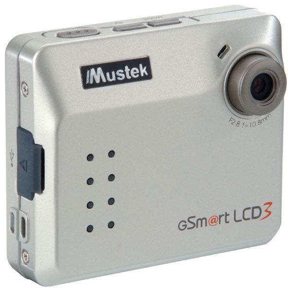 Фотоаппарат Mustek GSmart LCD 3