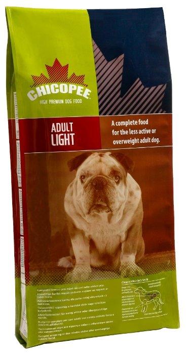 Корм для собак Chicopee Для взрослых собак всех пород с избыточным весом или малоактивных