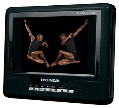 Hyundai DVD-плеер Hyundai H-LCDVD700