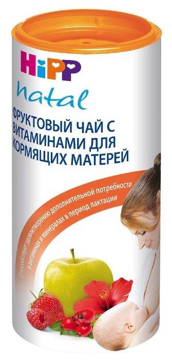 Чай для кормящих матерей HiPP Фруктовый с витаминами 200 г
