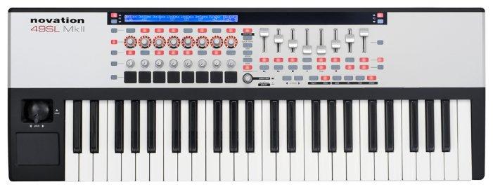 MIDI-клавиатура Novation 49SL Mk II
