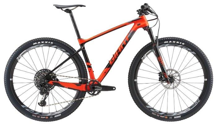 Горный (MTB) велосипед Giant XTC Advanced 29 1 (2018)