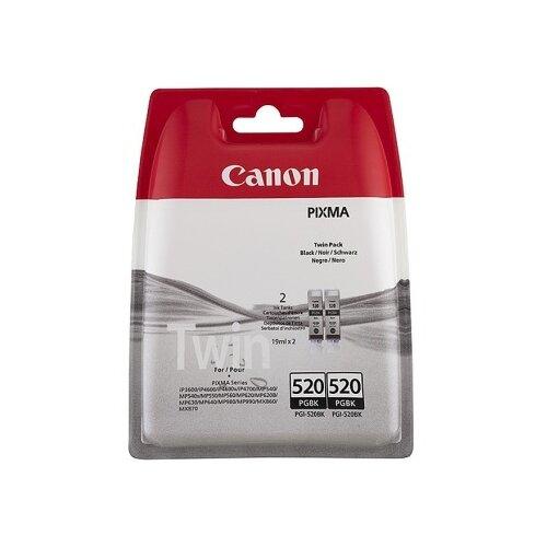 Фото - Набор картриджей Canon PGI-520BK Twin Pack (2932B012) scee by twin set накидка