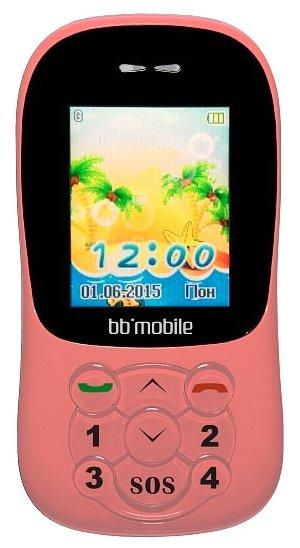 BB-mobile K0030G GPS Маячок II, Pink