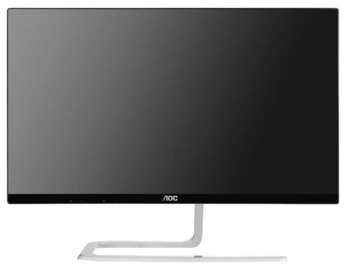 Монитор AOC I2781FH silver/black