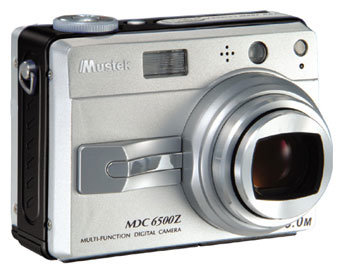 Фотоаппарат Mustek MDC 6500Z