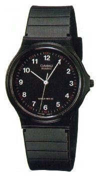 Купить Наручные <b>часы CASIO MQ</b>-<b>24</b>-1B1 по выгодной цене на ...