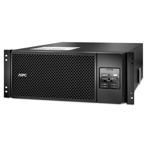 Фото - ИБП с двойным преобразованием APC by Schneider Electric Smart-UPS Online SRT6KRMXLI аккумуляторная батарея apc by schneider electric smx120rmbp2u 1200 а·ч