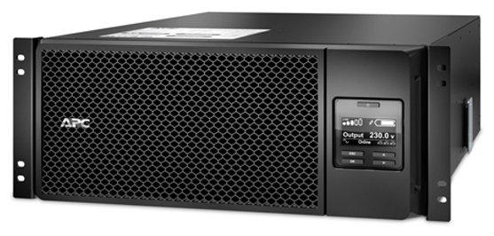 ИБП с двойным преобразованием APC by Schneider Electric Smart-UPS Online SRT6KRMXLI