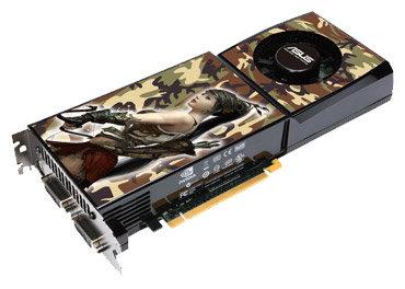 ASUS GeForce GTX 260 650Mhz PCI-E 2.0 896Mb 2300Mhz 448 bit 2xDVI TV HDCP YPrPb
