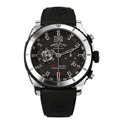Часы Armand Nicolet A714AGN-GR-GG4710N Часы Grovana G4485.1135