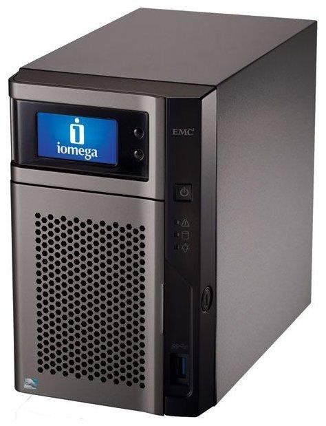 Сетевой накопитель (NAS) LenovoEMC 70BA9004NA