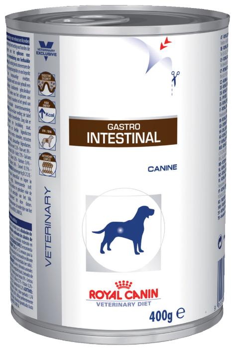 Royal Canin Gastro Intestinal консервы для собак при лечении ЖКТ, 400 г