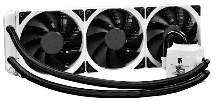 Deepcool Кулер для процессора Deepcool Captain 360 EX WHITE RGB
