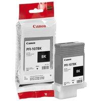 Картридж для Canon imagePROGRAF iPF680, iPF685, iPF780, iPF785 (6705B001 PFI-107BK) (черный) (130 мл) - Картридж для принтера, МФУ