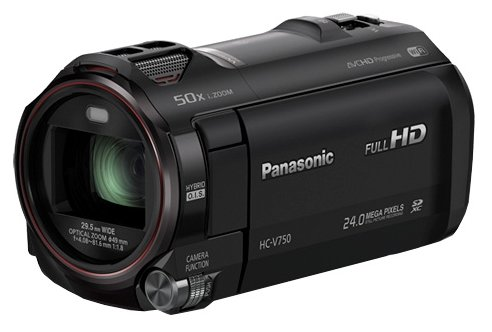 Panasonic Видеокамера Panasonic HC-V750