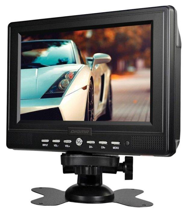 Автомобильный телевизор Digma DCL-720