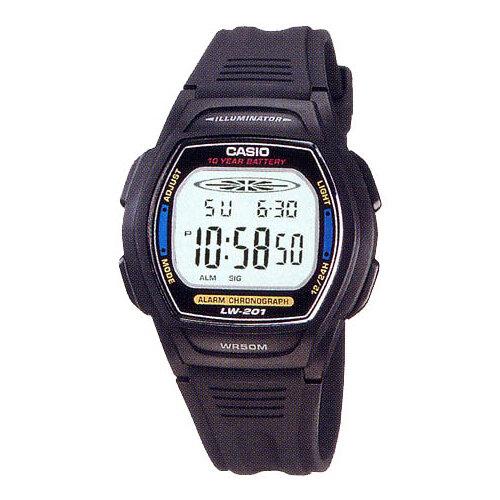 Наручные часы CASIO LW-201-2A женские часы casio lw 200 2a