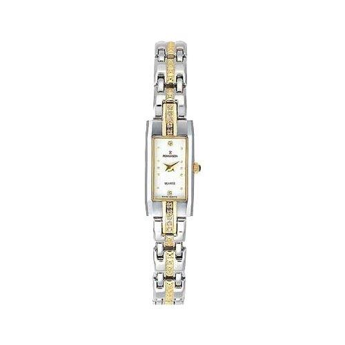 Наручные часы ROMANSON RM9237QLJ(WH) romanson часы romanson tm8154cmr wh коллекция adel