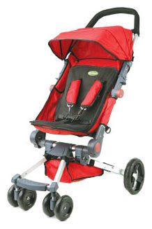 Прогулочная коляска Quick Smart Easy Fold Stroller Comfort Pack