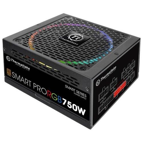 Блок питания Thermaltake Smart Pro RGB Bronze 750W