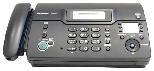 Факс Panasonic KX-FT934RU фото 1
