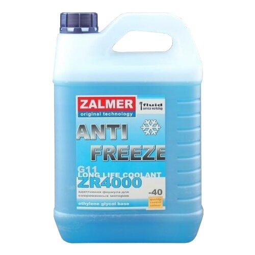 Антифриз Zalmer LLC ZR 4000 G11 (синий) 5 кг