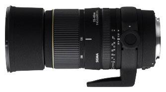 Объектив Sigma AF 135-400mm f/4.5-5.6 ASPHERICAL Nikon F